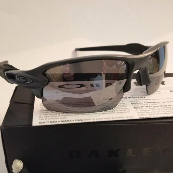 ee358b591b76 Oakley Accessories | Sunglasses Polarized Flak 20 Baseball Golf ...